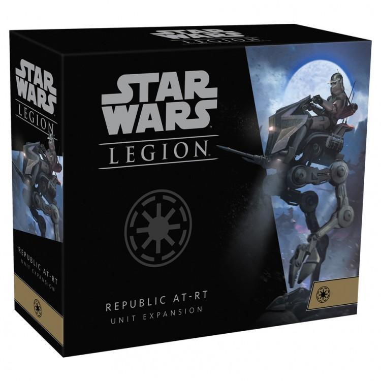 SW Legion: Republic AT-RT Unit Exp