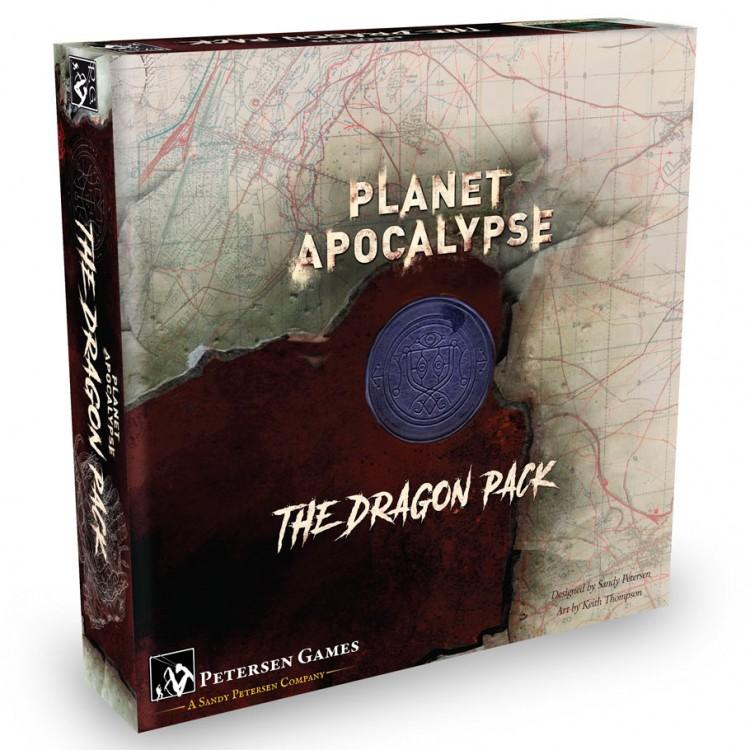 Planet Apocalypse: Dragon Pack Expansion