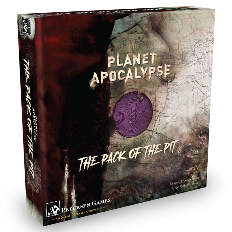 Planet Apocalypse: Pack of the Pit Exp