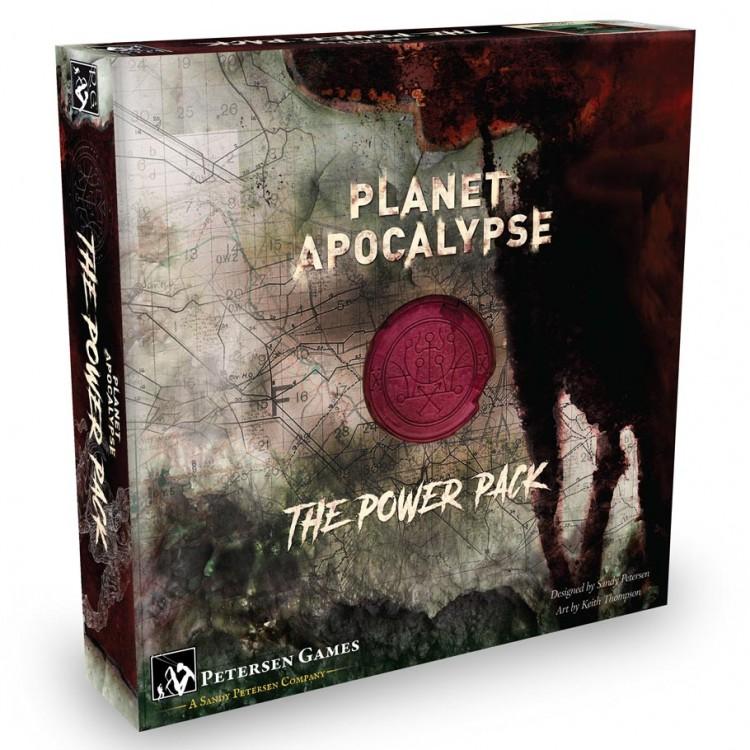 Planet Apocalypse: Power Expansion