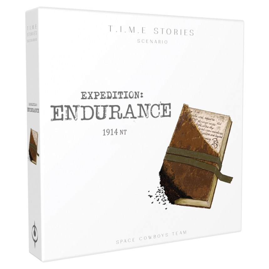 Image result for T.I.M.E. Stories: Expedition Endurance