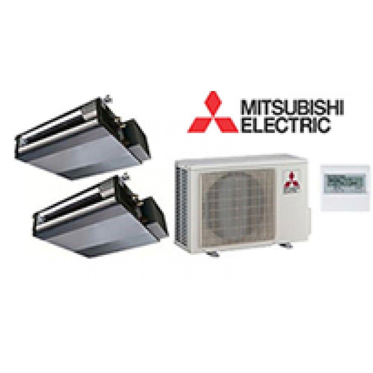 Mitsubishi Slim Ductless