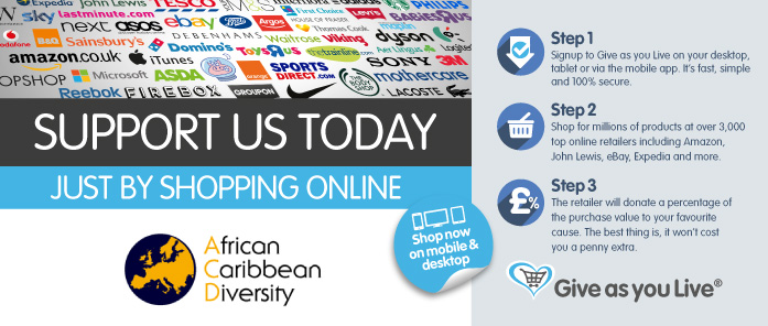 Support ACD just by shopping online