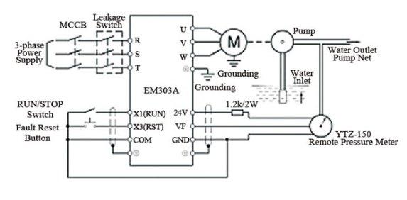 vfd control wiring diagram wiring diagrams 230v micro vfd