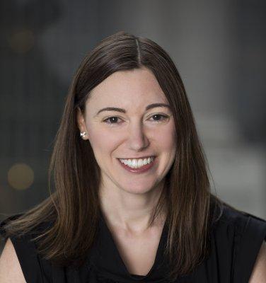 Kate Eberle Walker, the CEO of PresenceLearning