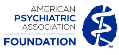 American Psychiatric Association (APA)