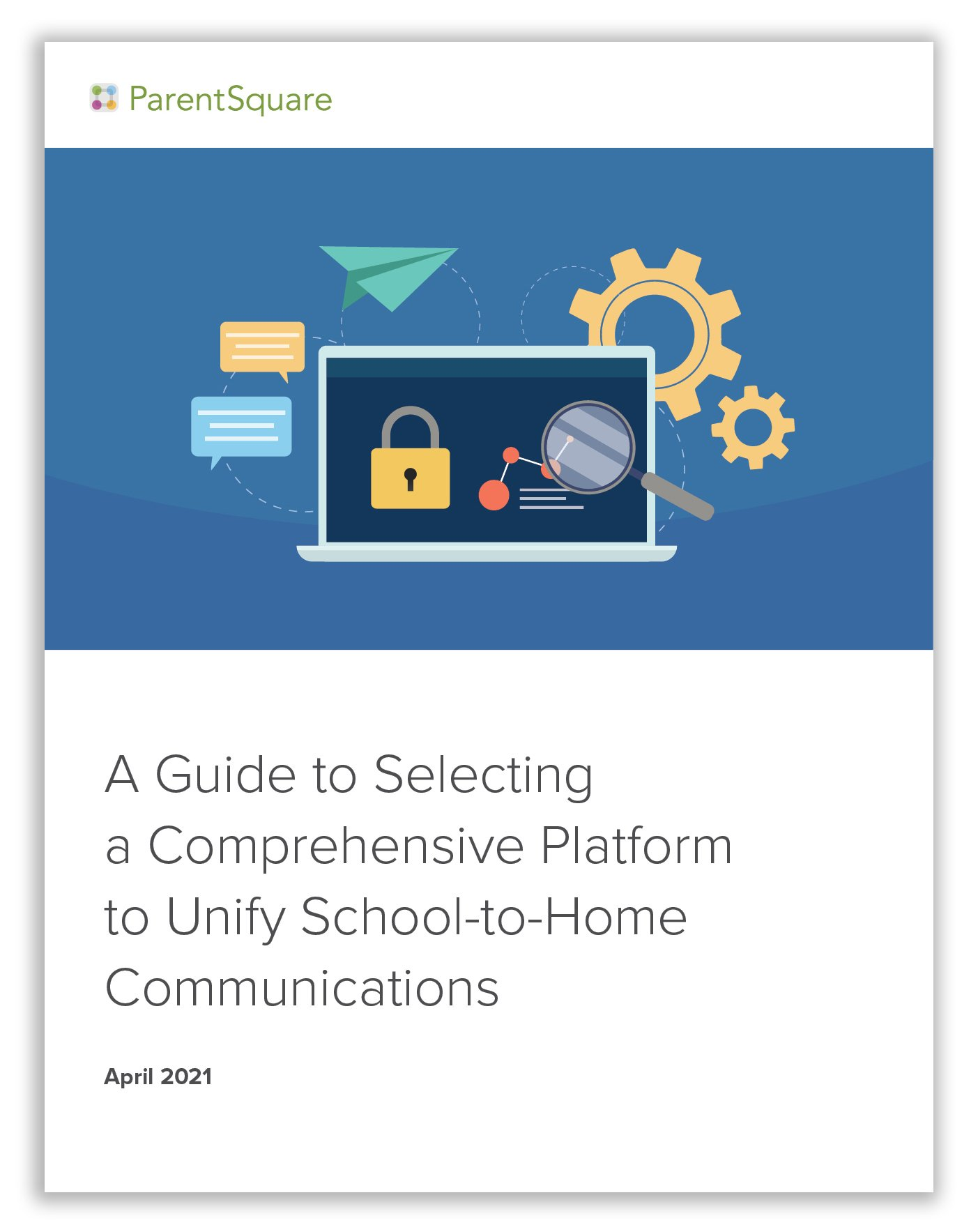 New Guide from ParentSquare Helps K-12 Districts Streamline School-Home Communications
