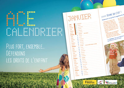 Calendrier ACE
