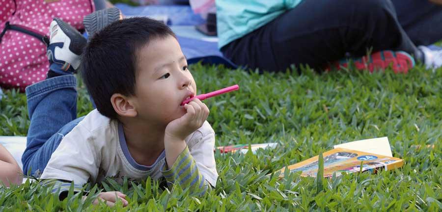 Activité artistiques enfants