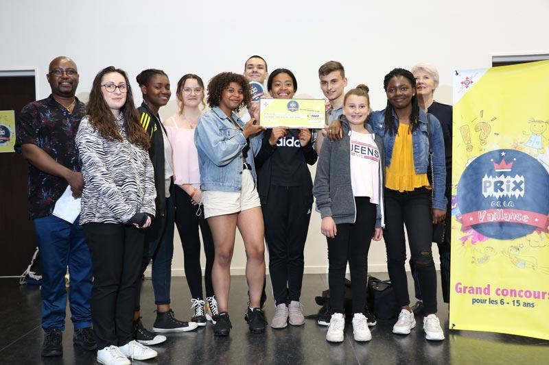 Prix de la Vaillance 2019 - Prix d'encouragement pour un projet intergénérationnel