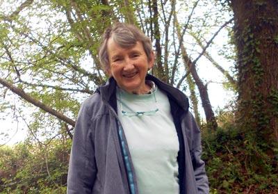 Babeth Fourcade, présidente de l'ACE Béarn