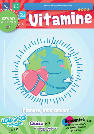 Vitamine n°209 - Action catholique des enfants - Revue pour enfants