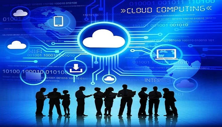 cloud computing market research