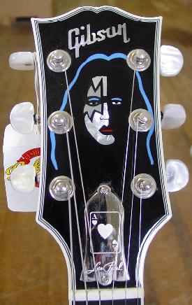 Ace Frehley Les Paul  The Story of