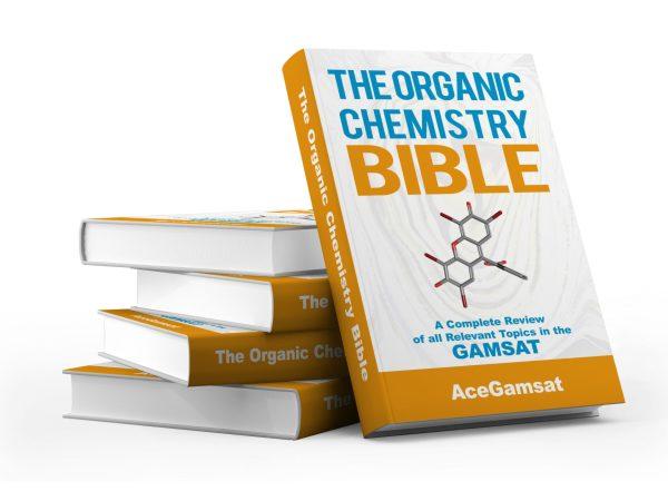 gamsat organic chemistry study guide