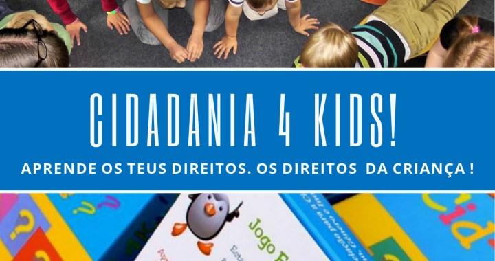 Jogo da Cidadania-Crianças Educativo