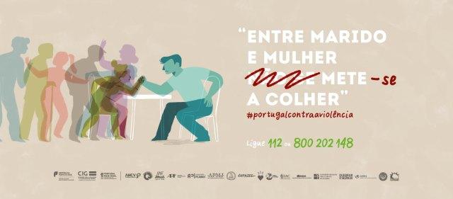 campanha #PortugalContraAViolência-ACEGIS