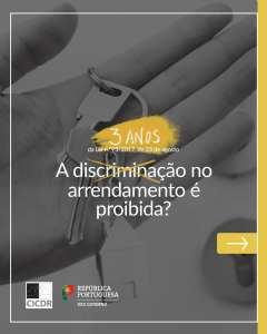 Discriminação Arrendamento-ACEGIS