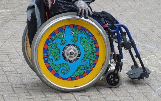 disabled, handicap, patients