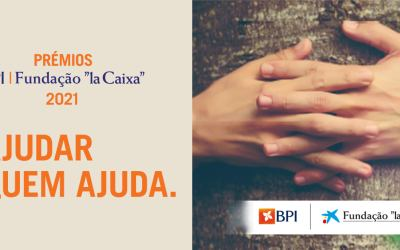 """Prémios BPI Fundação """"la Caixa"""" 2021-ACEGIS"""