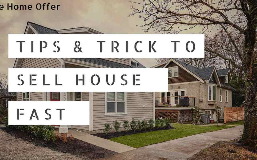 Tips and Tricks to sell your Tampa house fast