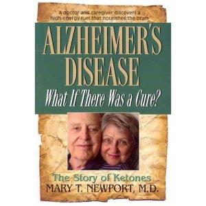 Libro sobre la cura del Alzheimer con Aceite de Coco