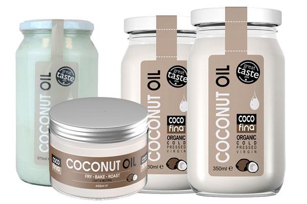Aceite coco natural donde de comprar