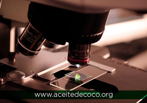 Descubre todos los compuestos que hacen del Aceite de Coco un producto único