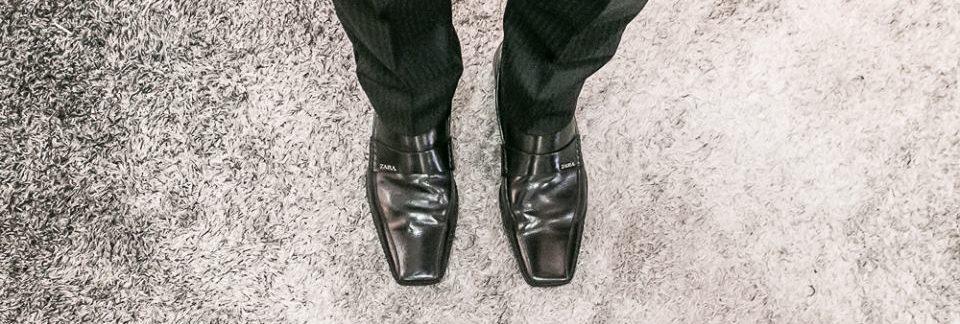 Sapato do Noivo