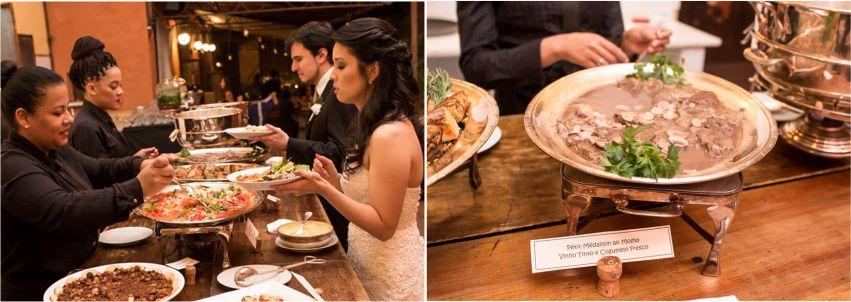 Self-service de casamento - Buffet de Casamento