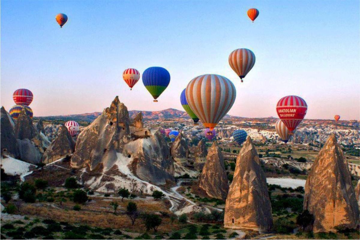 Lua de Mel na Turquia