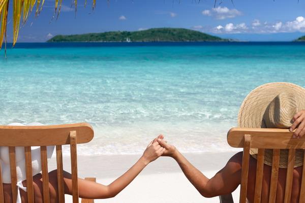 Lua de mel na praia - 7 coisas para não fazer na lua de mel