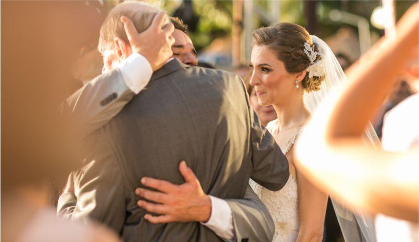 Pedido de Casamento - Pai da Noiva