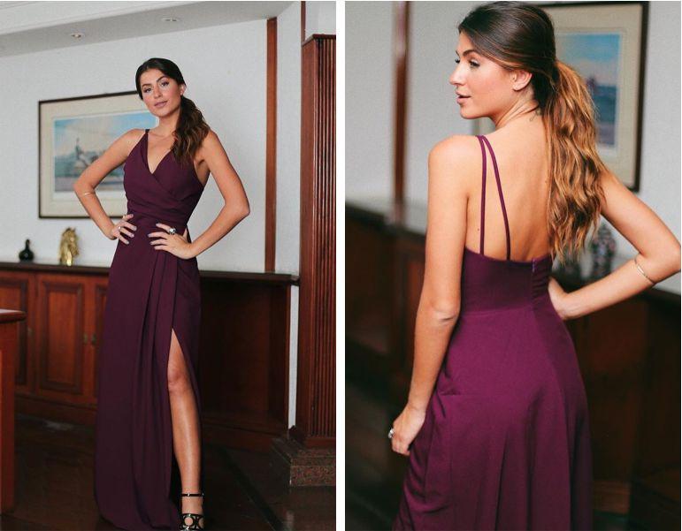 0850acb755 Vestido de Festa  Como Escolher o Modelo Perfeito