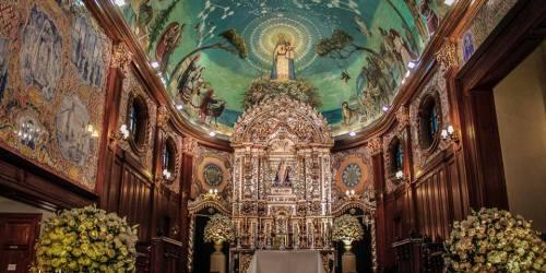 Igreja de Casamento - Nossa Senhora do Brasil