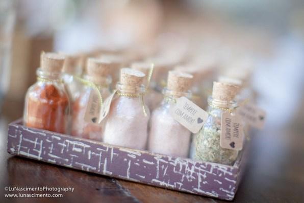 Lembrancinhas de Chá Bar
