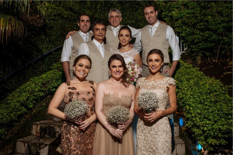 Madrinhas de Casamento - Vestidos