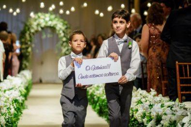 Pajens de Casamento