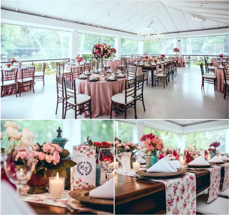 Decoração de Casamento : Recepção dos Convidados