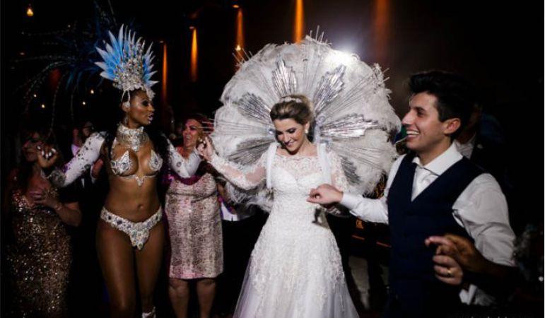 Escola de Samba Casamento