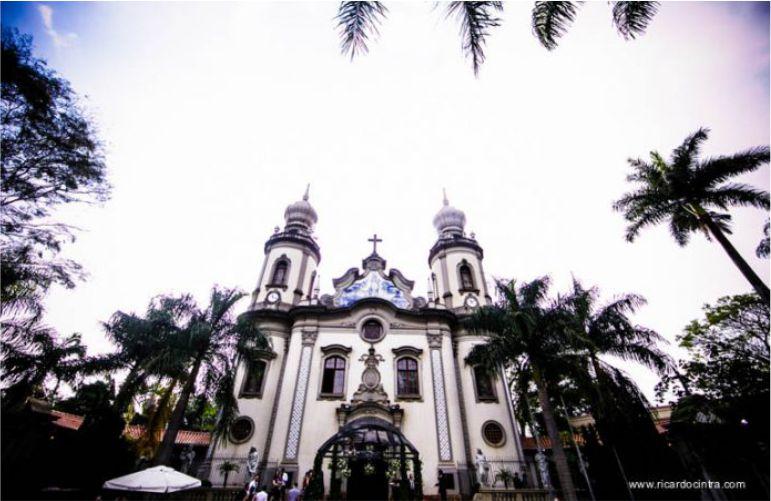 Igreja da cerimônia de Casamento