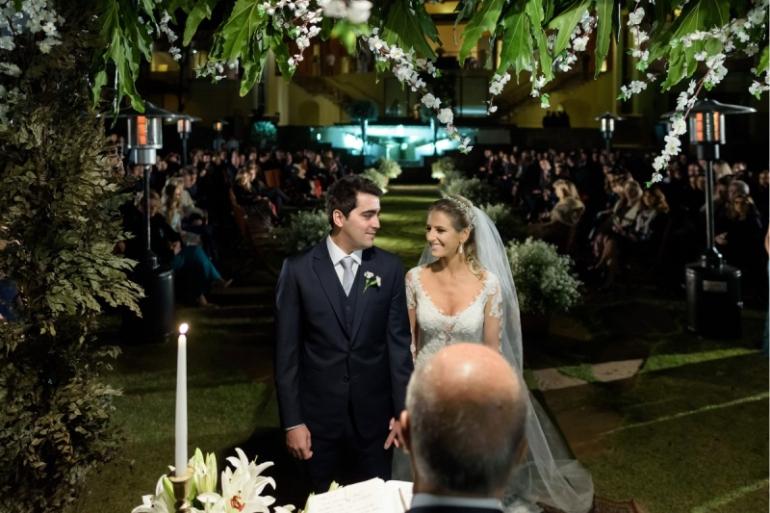 Casamento Moderno: Renata e Rafael
