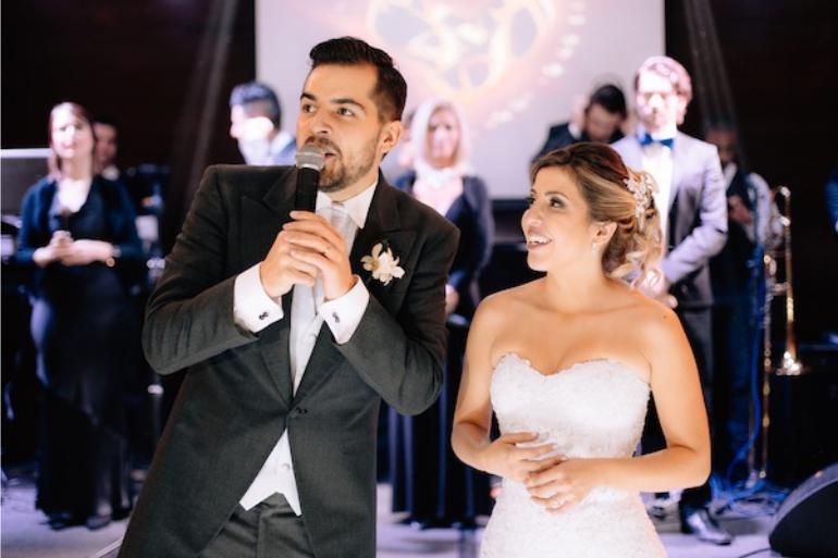 Casamento no Hotel - Camila e Thiago