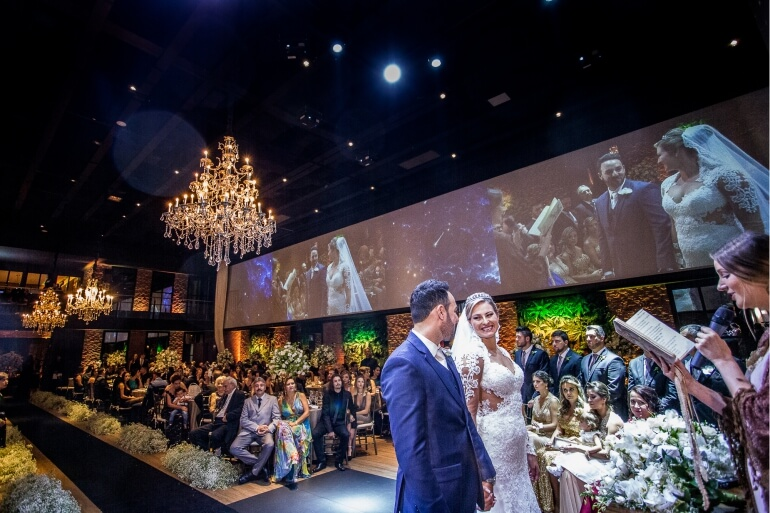 Espaços de Casamento em São Paulo