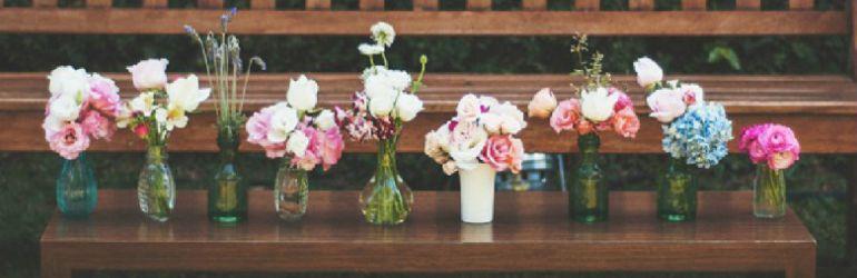 Arranjos decoração de Casamento