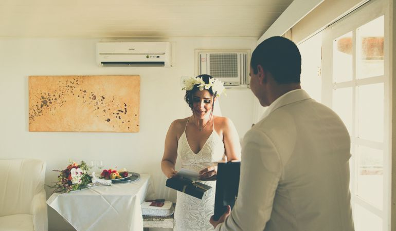 Presente para a noiva