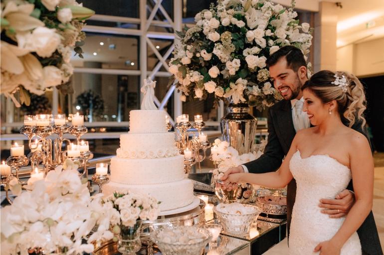Flores para Casamento - Mistura de Flores
