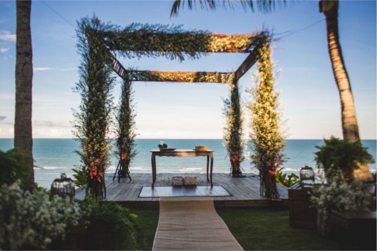 Destination Wedding na Bahia