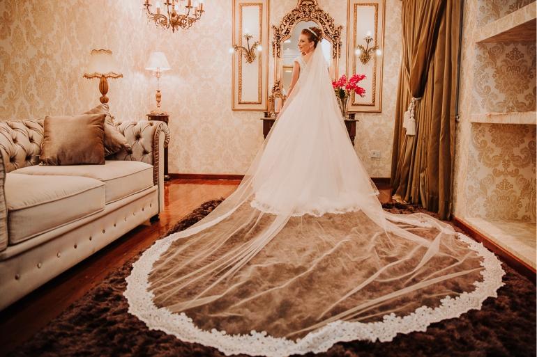 Casamento Ao Ar Livre Clássico