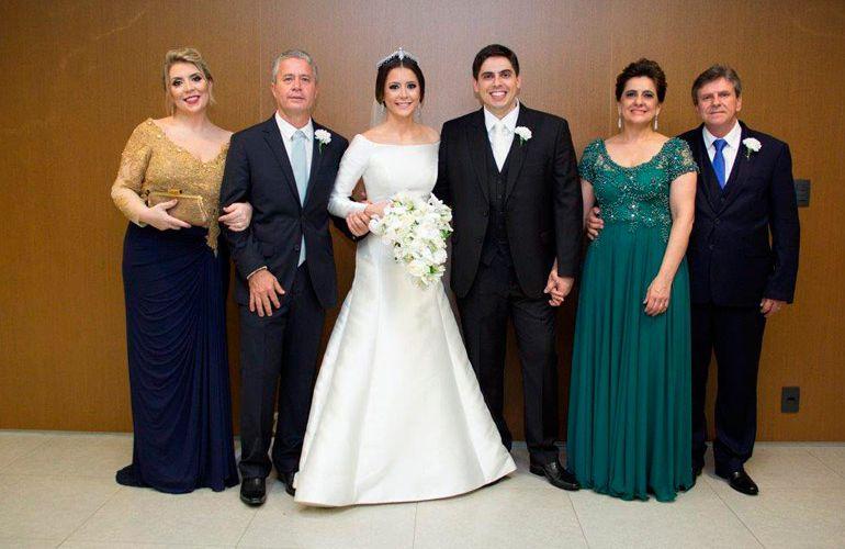 Casamento Clássico Laís e Paulo